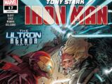 Tony Stark: Iron Man Vol 1 17