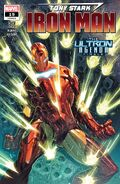 Tony Stark Iron Man Vol 1 19