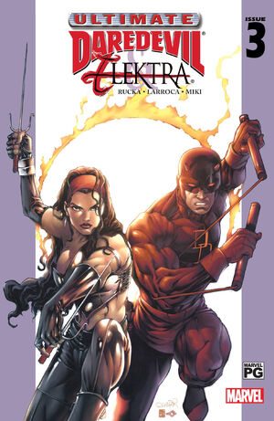 Ultimate Daredevil and Elektra Vol 1 3