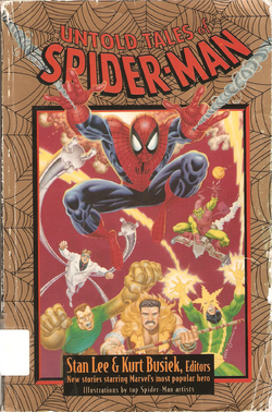 Untold Tales of Spider-Man (novel)