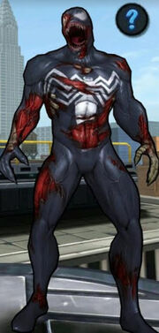 Venom Zombie (Edward Brock) from Spider-Man Unlimited (video game) 001