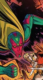 Vision (Earth-18138) from Cosmic Ghost Rider Vol 1 3 001