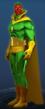 Vision (Earth-TRN258) from Marvel Heroes (video game) 001