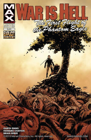 War Is Hell The First Flight of the Phantom Eagle Vol 1 5