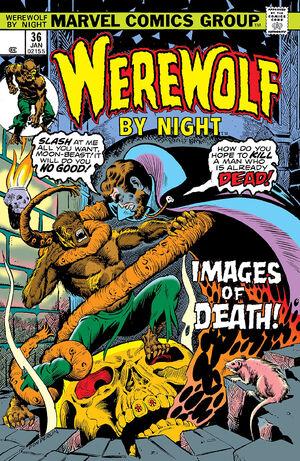 Werewolf by Night Vol 1 36