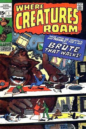 Where Creatures Roam Vol 1 1