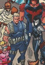X-Force (Earth-161) from X-Men Forever 2 Vol 1 2 0001