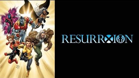 X-Men ResurrXion