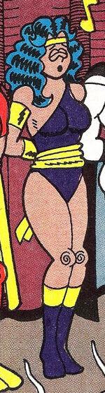 Zarda Shelton (Earth-77640) from Marvel Age Vol 1 82 0001