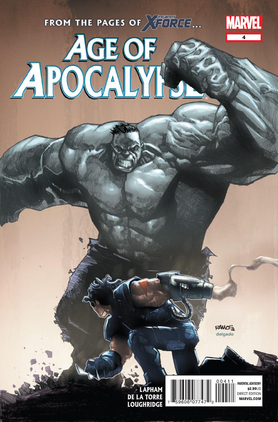 Age of Apocalypse Vol 1 4 | Marvel Database | FANDOM powered