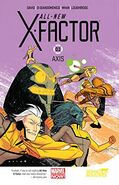 All-New X-Factor TPB Vol 1 3 AXIS