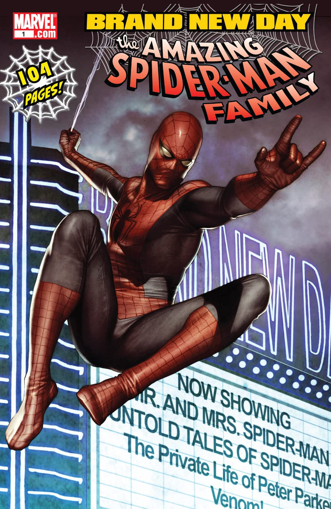Amazing Spider-Man Family Vol 1 1