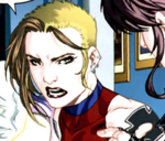 Amity Hunter (Earth-616) from Age of Heroes Vol 1 2 001