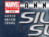 Annihilation: Silver Surfer Vol 1 2