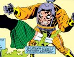 Arnim Zola (Earth-691) from Guardians of the Galaxy Annual Vol 1 3 0001