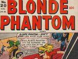 Blonde Phantom Comics Vol 1 20