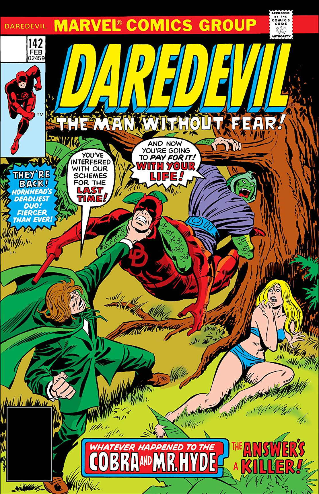 Daredevil Vol 1 142