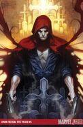 Dark Reign The Hood Vol 1 5 Textless