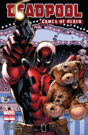Deadpool Games of Death Vol 1 1