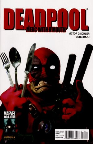 Deadpool Merc with a Mouth Vol 1 10
