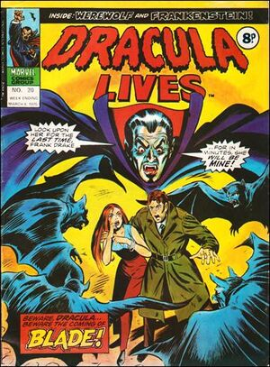 Dracula Lives (UK) Vol 1 20