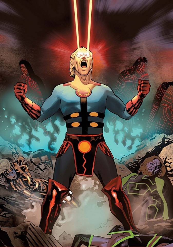 Image result for the eternals ikaris