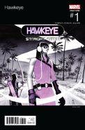Hawkeye Vol 5 1 Hip-Hop Variant