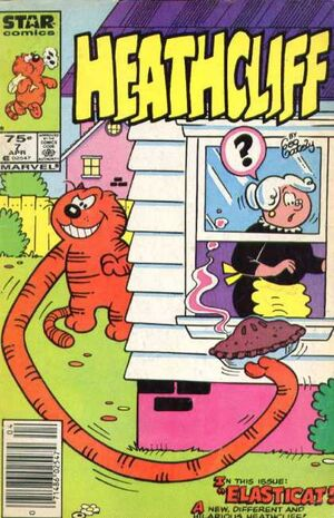Heathcliff Vol 1 7