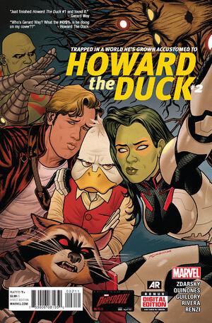 Howard the Duck Vol 5 2