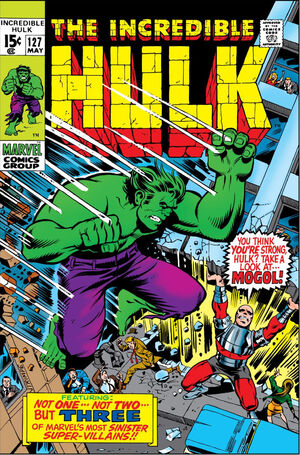 Incredible Hulk Vol 1 127