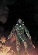 Infamous Iron Man Vol 1 1 Ribic Variant Textless