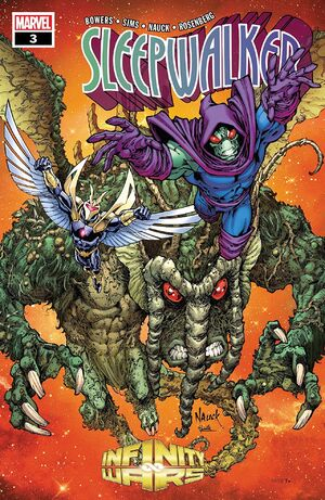 Infinity Wars Sleepwalker Vol 1 3