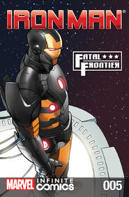 Iron Man Fatal Frontier Infinite Comic Vol 1 5