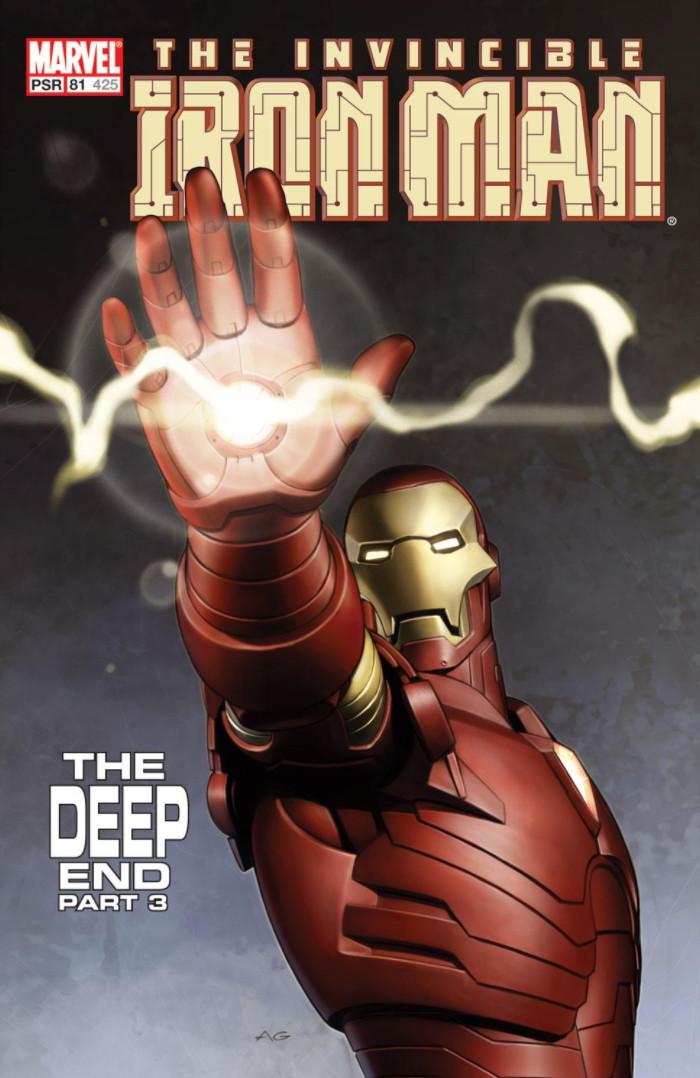 Iron Man Vol 3 81