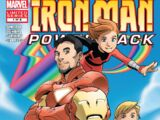Iron Man and Power Pack Vol 1