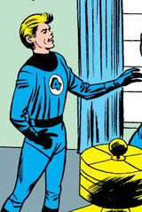 Jonathan Storm (Earth-616) from Fantastic Four Vol 1 3 001