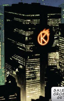 Kronas Corporation (Earth-616) Captain America Vol 5 29