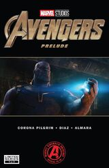 Marvel's Avengers: Untitled Prelude Vol 1 1