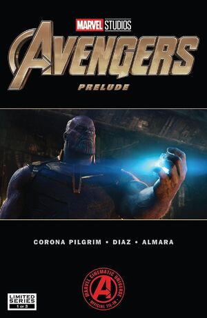Marvel's Avengers Untitled Prelude Vol 1 1