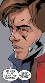 Miguel Stone (Earth-23291) from Secret Wars 2099 Vol 1 2 001