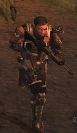 Nicholas Fury (Earth-50116) from The Punisher (2005 video game) 0001