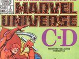Official Handbook of the Marvel Universe Vol 1 3