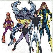 Omega Flight (Jaxon) (Earth-616) from Alpha Flight Vol 1 51 001