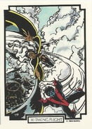 Ororo Munroe and Kurt Wagner (Earth-616) from Best of Byrne Collection 0001