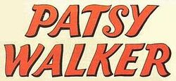 Patsy Walker Logo
