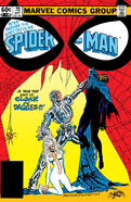 Peter Parker, The Spectacular Spider-Man Vol 1 70