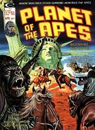 Planet of the Apes Vol 1 7