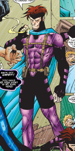 Remy LeBeau (Earth-1298) from Mutant X Vol 1 26 0001