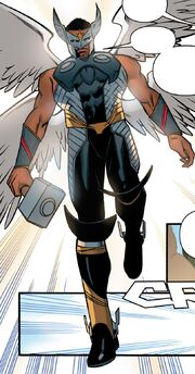 Samuel Wilson (Earth-15513) from A-Force Vol 1 1