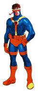 Scott Summers (Earth-30847) from X-Men vs. Street Fighter 001